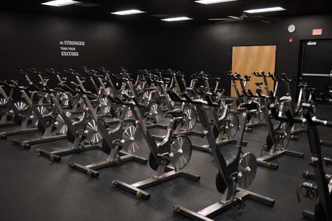 Cycle Class Room Photo 1