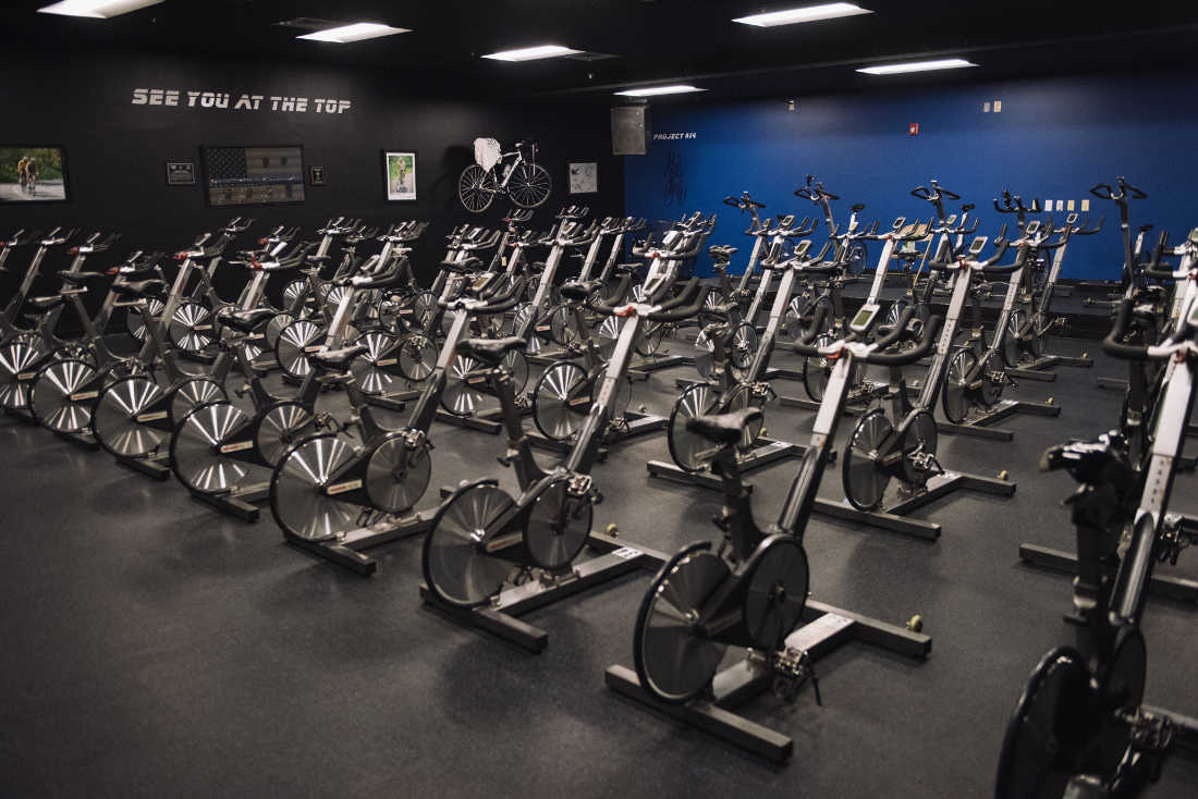 Cycle Class Room Photo 3
